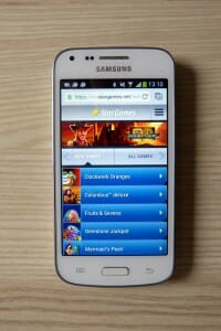 Stargames App Android